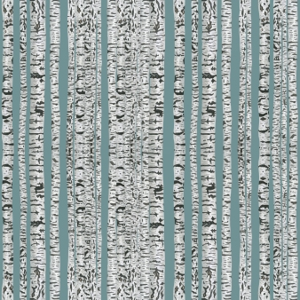Silver Birch pattern I designed for a University project collaboration with Blendworth, based on the theme of Heritage.