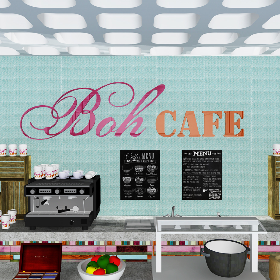 Boh Café: Sustainable Futures | Danica Younghusband
