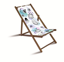 Deckchair design for University project collaboration with Southsea Deckchair.